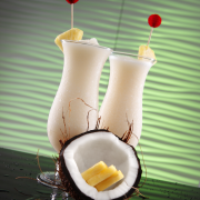 Pina colada-smoothie recept