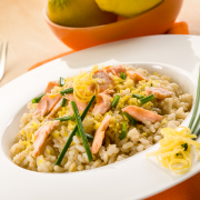 Paddenstoelen risotto recept