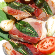 Saltimbocca recept