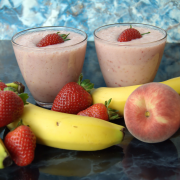 Strawberry Banana Smoothie recept