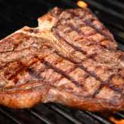 T-Bone steaks voor de barbecue