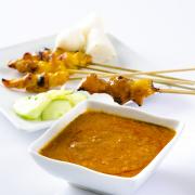 Thaise pindasaus recept