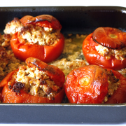 Tomates farcies recept