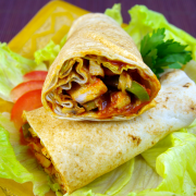Wraps met rosbief recept
