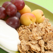 Muesli met fruit recept