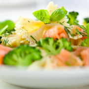 Zalm met Broccoli recept