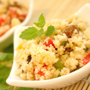Zoete couscous recept