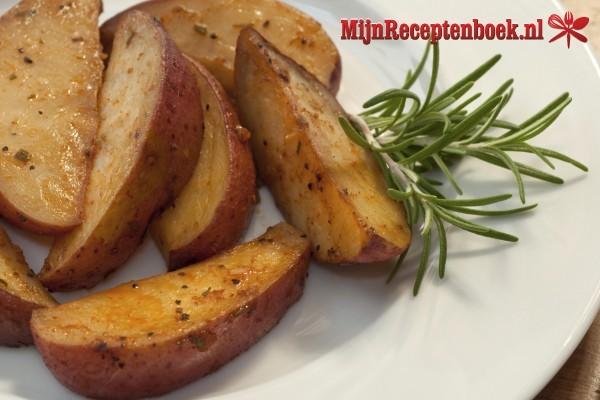 Geroosterde aardappeltjes