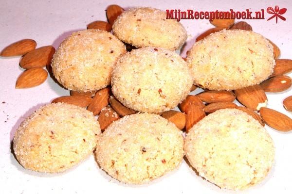 Citroen-honing koekjes