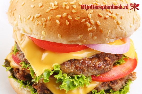 Broodje hamburger recept
