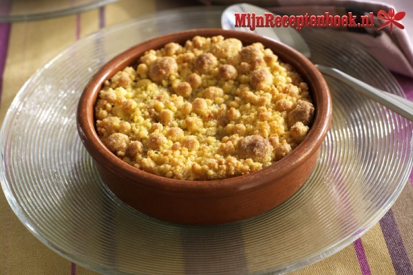 Perencrumble recept