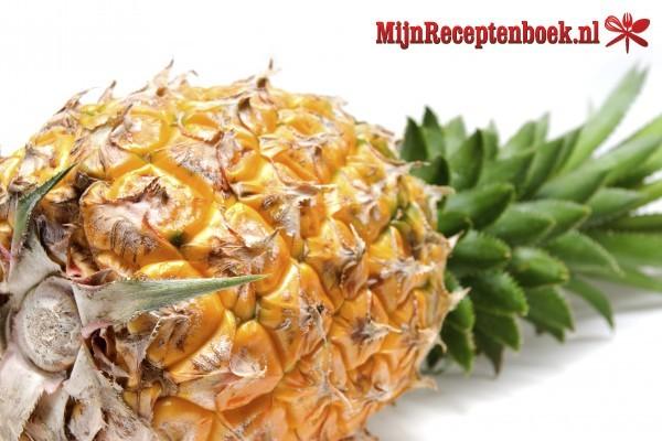 Ananascake recept