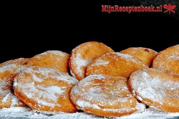 appelbeignets recept zelfrijzend bakmeel