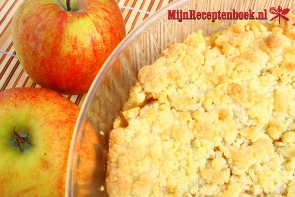 Apple Crumble recept