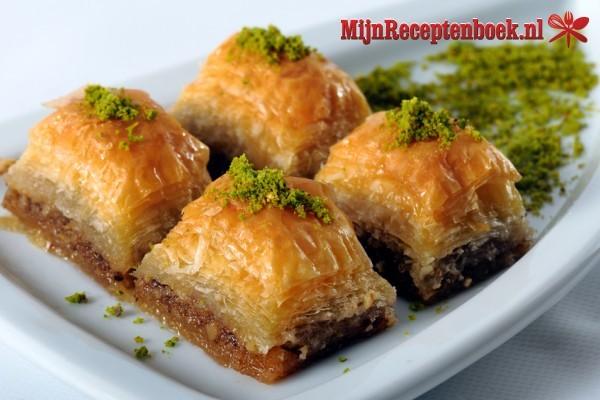 Baklava (notengebak)