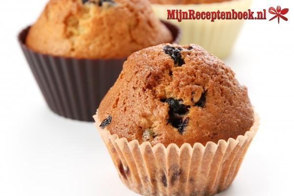 Chocolade vlokken muffins