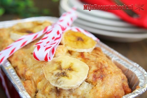 Bananencake recept