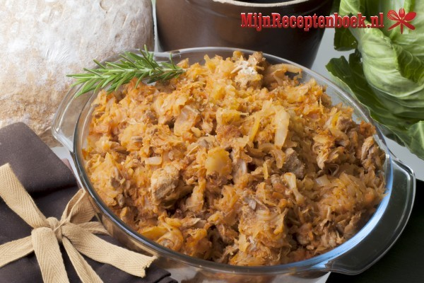 Poolse Bigos recept