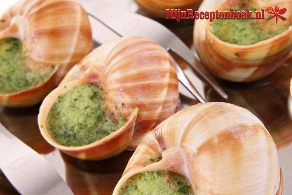 Boter voor escargots (slakken)