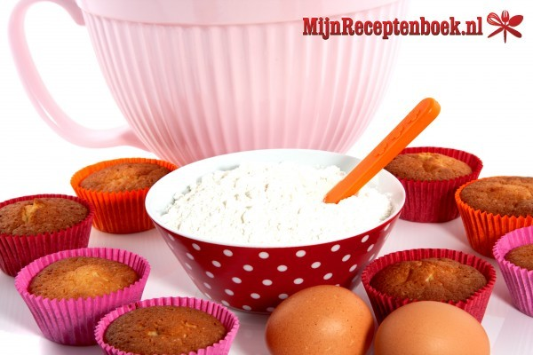 Topping voor cupcakes (botercreme)