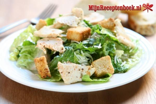 Tagliatelle met kip en broccoli