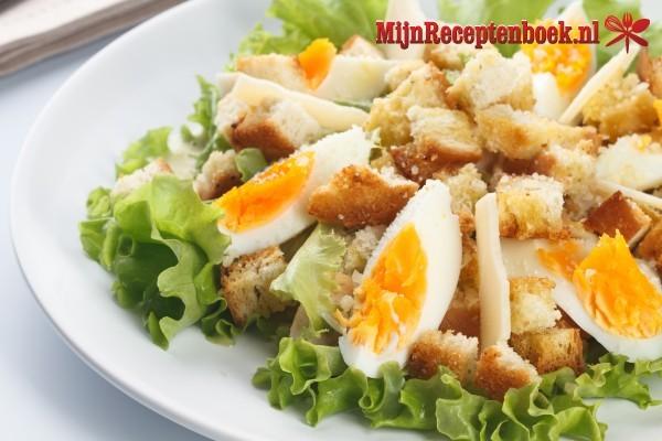 caesar salade ingredienten