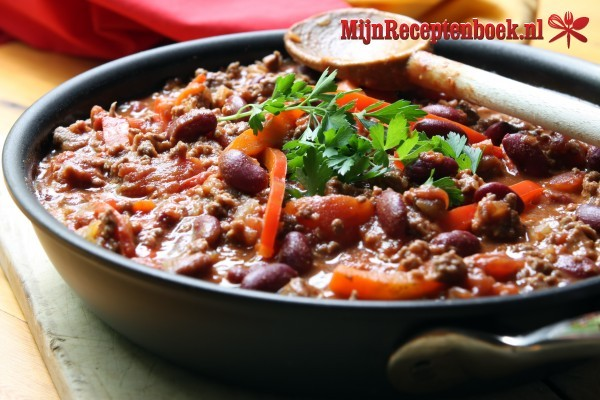 Chilli con Carne a la Ronald recept