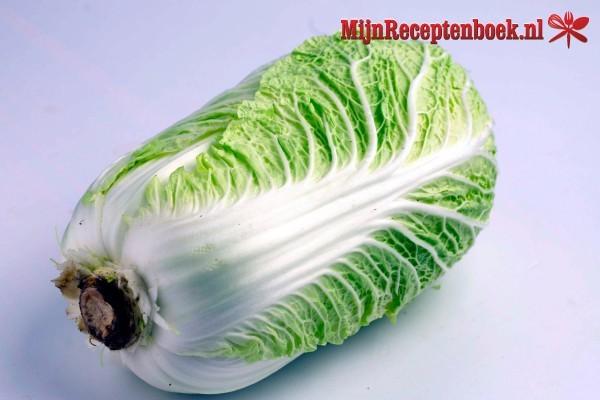 Chinese kool recept