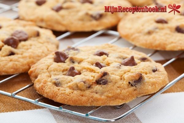 chocolade koekjes recept