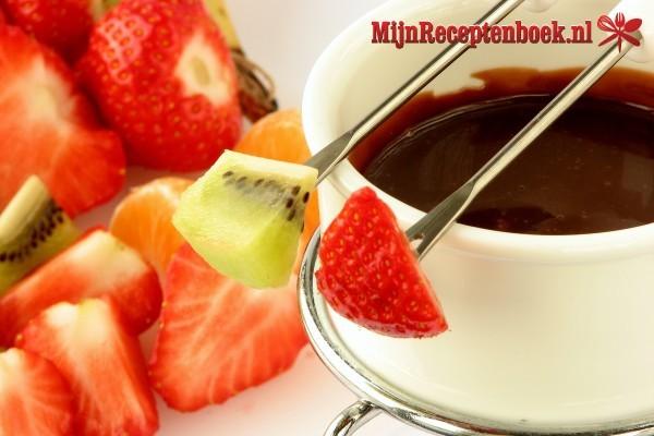 Chocoladefondue