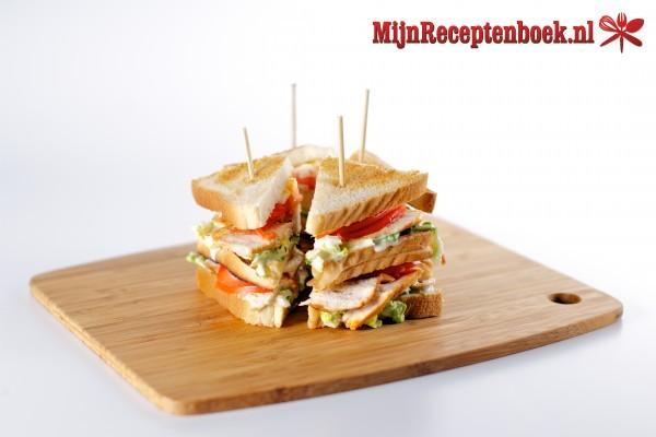 Makreel clubsandwich