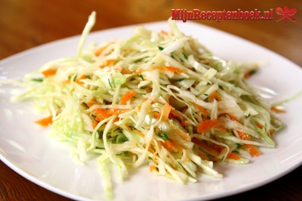 Coleslaw salade