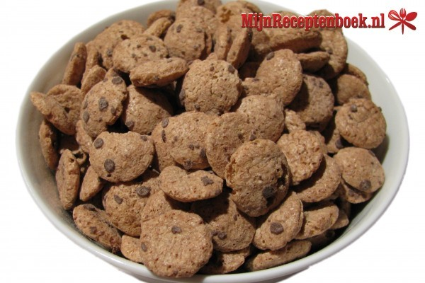Kokos-chocoladekoekjes