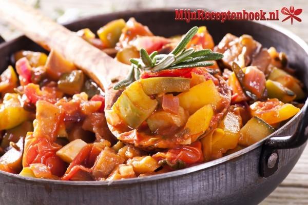 Gewokte kipfilet in Sweet & Sauersaus