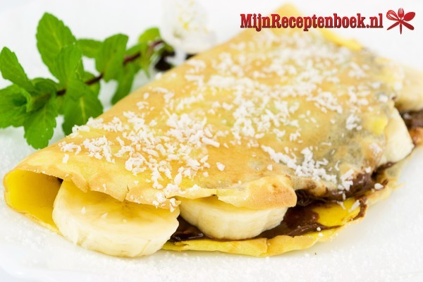 Franse crepes recept