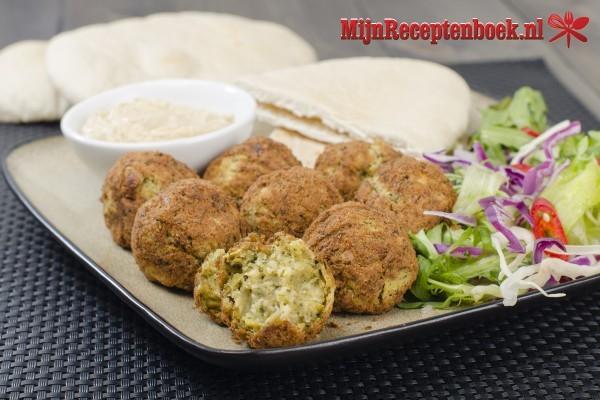 Falafel (witte bonenkoekjes)
