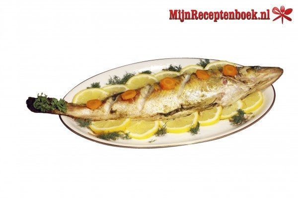 Ikan Cuka (Gebakken red snapper in pittige kruiden) recept