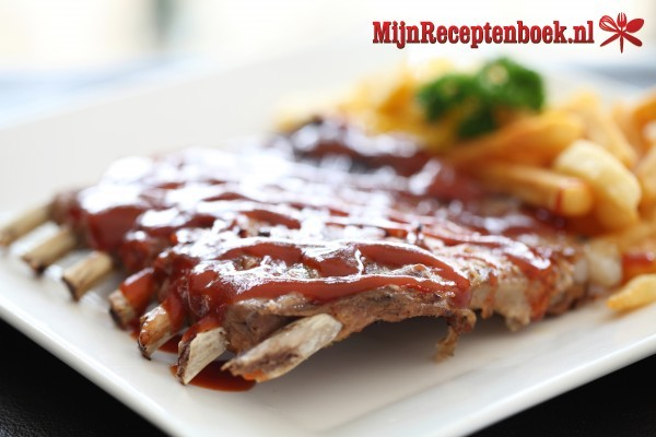 Gemarineerde spareribs 2