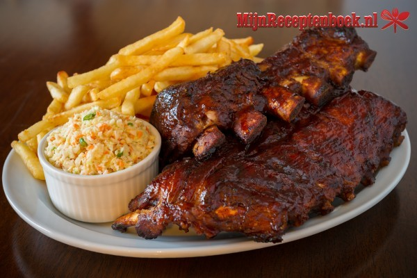 Gemarineerde spareribs recept