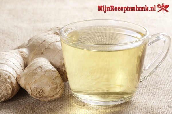 gember kaneel honing thee