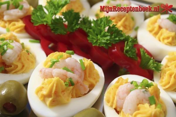 Eieren op zijn Baskisch