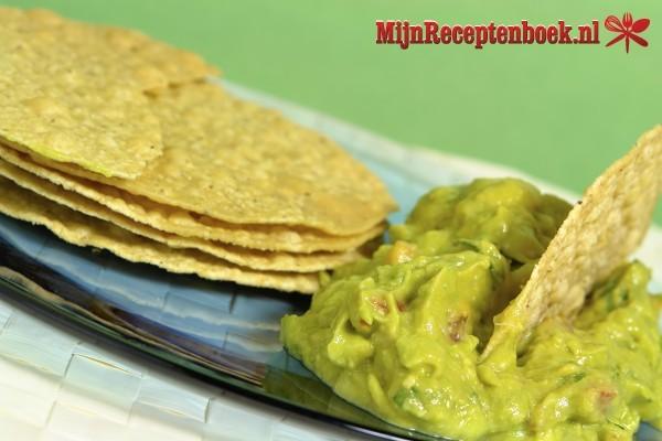 Guacamole (dipsaus) recept