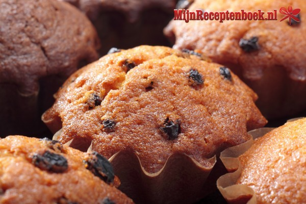 Hartige muffins met geitenkaas en tijm