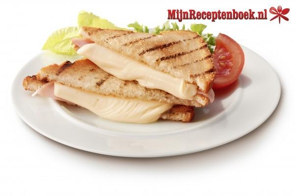 Volkoren ei-sandwiches