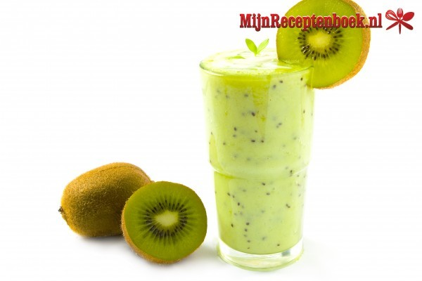 Groene spinazie smoothie recept