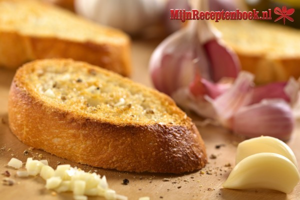 Knoflookbrood recept