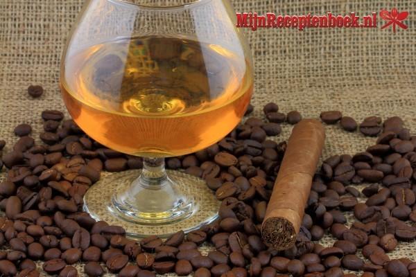 Vanille-koffie-vla