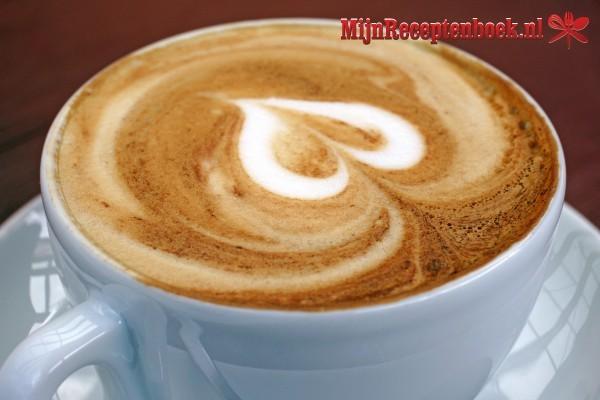 Vanille-kaneel cappuccino