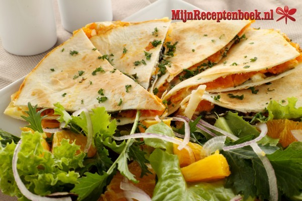 Mexicaanse tortillaschotel recept