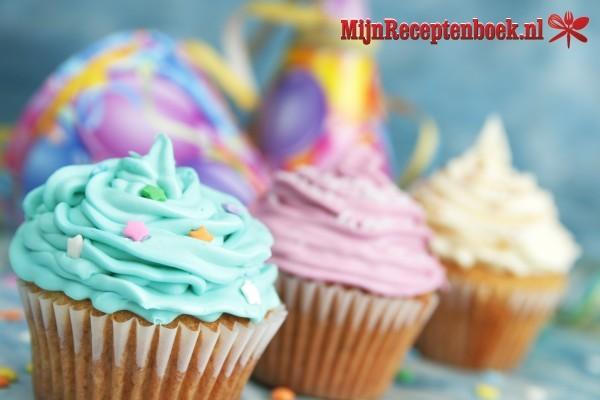 Petit fours mini-cupcakes